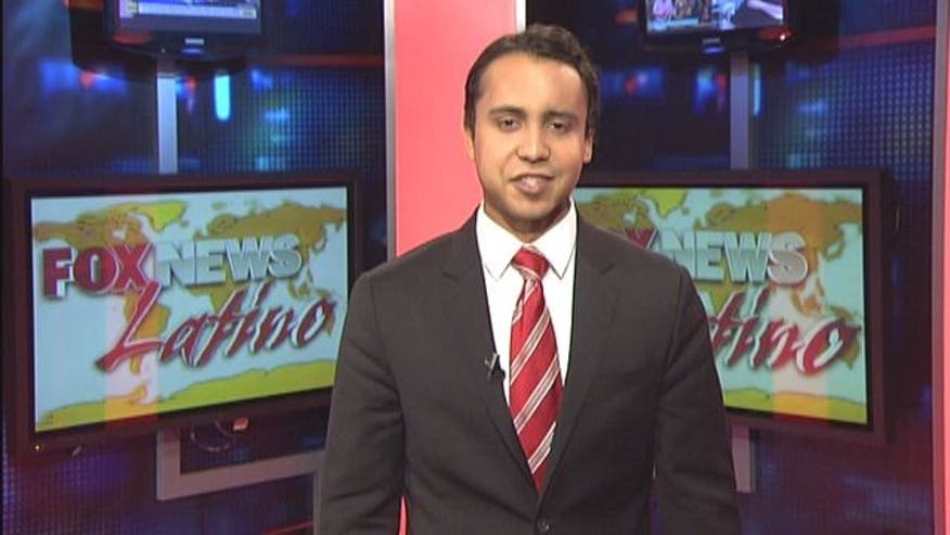 Bryan Llenas with the best in Latino news in under 90 seconds.