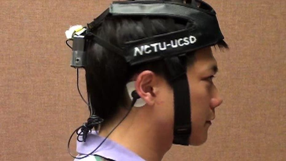 Exclusive: Mind-Reading Helmets