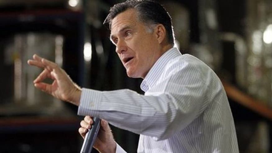Santorum, Romney in slugfest
