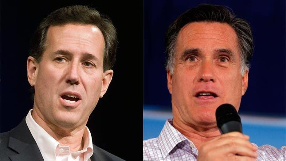 Close GOP presidential race capturing world attention