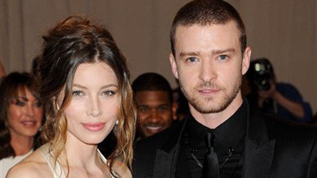 Justin Timberlake brought to tears over wife Jessica Biel