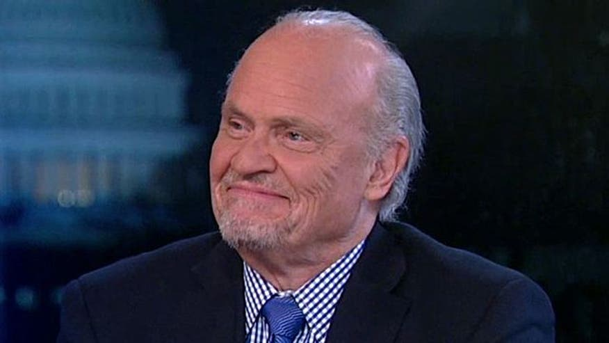 Gingrich supporter Fred Thompson sizes up presidential candidate's chances for success on Super Tuesday