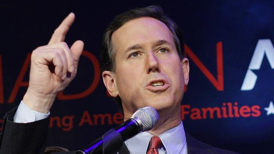 Barone: Santorum's Road to Recovery Leads to Ohio