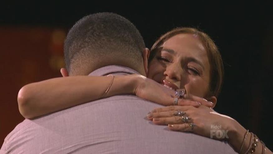 Jeremy Rosado made it to the top 13 as a wildcard with the emotional support of JLO and his last performance.