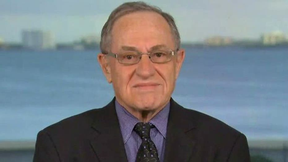 Alan Dershowitz declares war on Media Matters