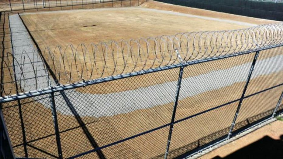 Lawmakers question new soccer field at Guantanamo Bay