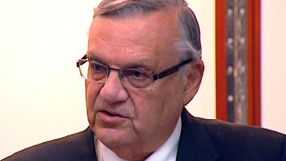 Arpaio still doubts President Obama's birth certificate