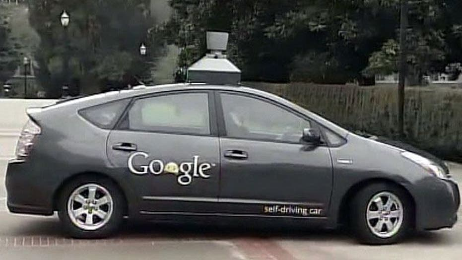 Google develops an autonomous vehicle