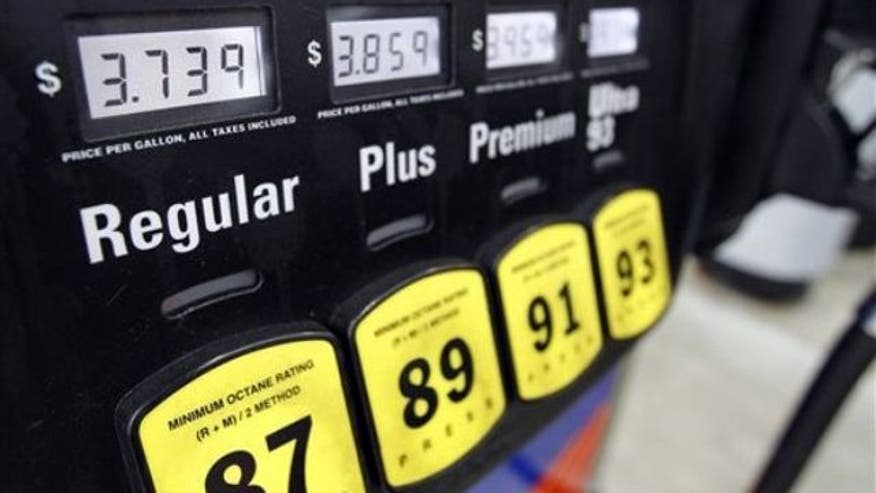 Will pain at the pump fuel new recession?