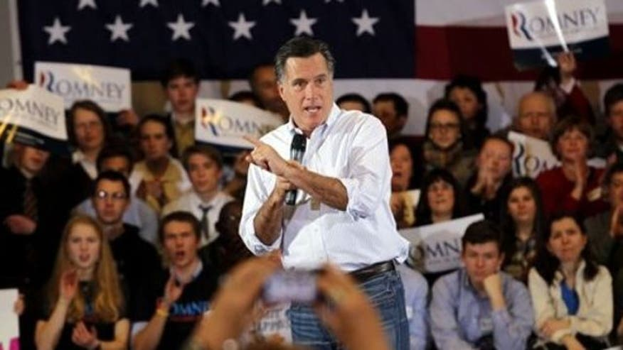 Where Santorum, Gingrich need to win to slow down Romney