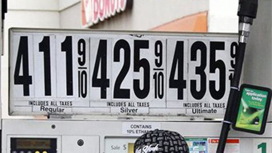 Bob Cusack predicts Obama will have a problem with voters if gas hits $4/gal