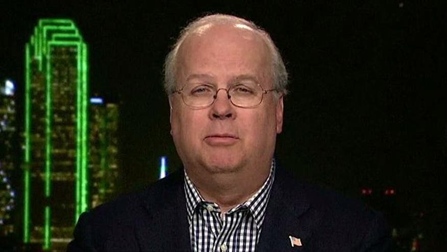 Karl Rove breaks down the latest on Super Tuesday and more