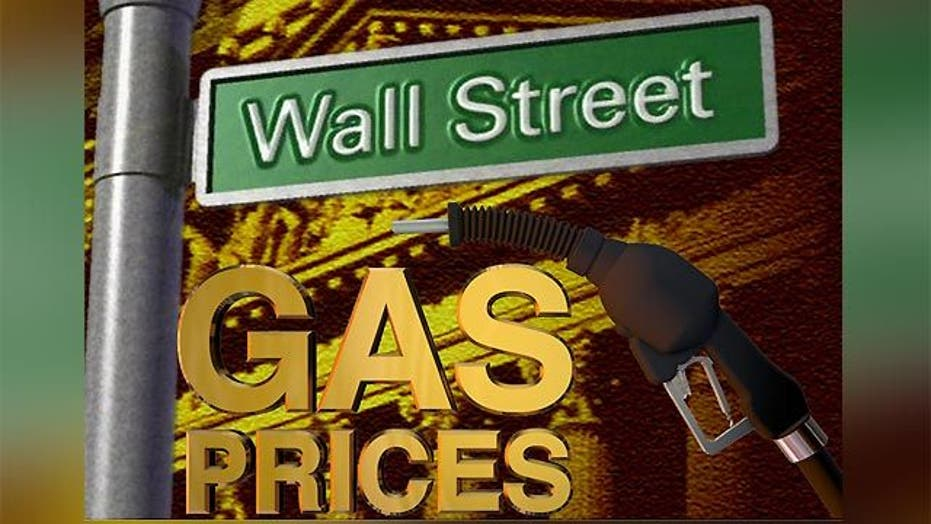 Wall Street to blame for soaring gas prices?