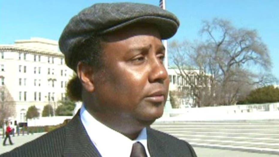 Man facing charges for silent protest near Supreme Court