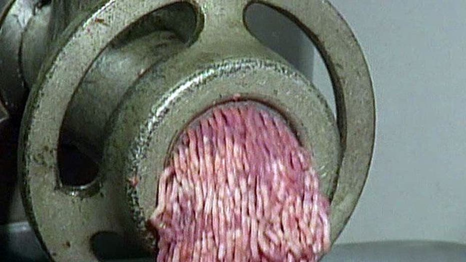 Report: 'Pink slime' in 70 percent of ground beef