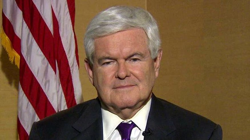 Gingrich on chances in key primaries in Mississippi and Alabama, Obama's taking time for March Madness and more