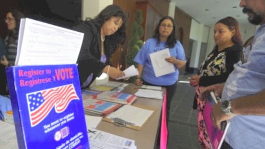 Latina Moms have the power to encourage almost 1 million sons & daughters to register to vote before November 2012.