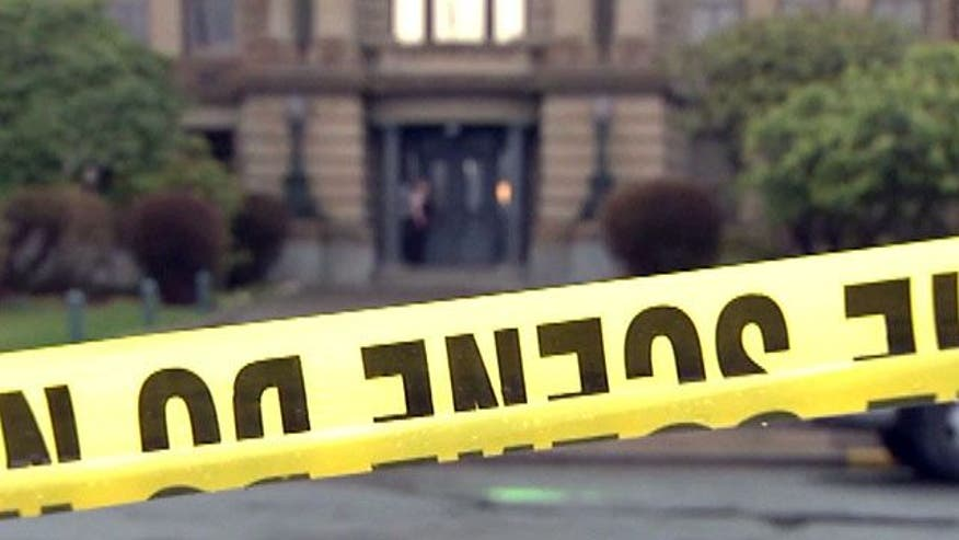 Arrests made after courthouse attacks