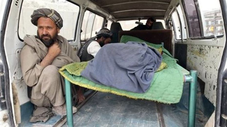 Taliban threatens to avenge the killing of 16 Afghans