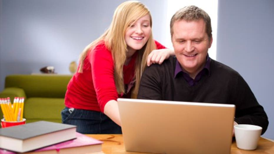 Bonding with your teen daughter