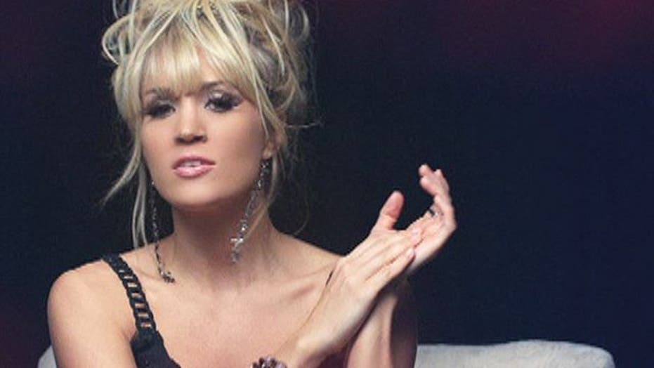 Carrie Underwood shows off 'Good Girl' side