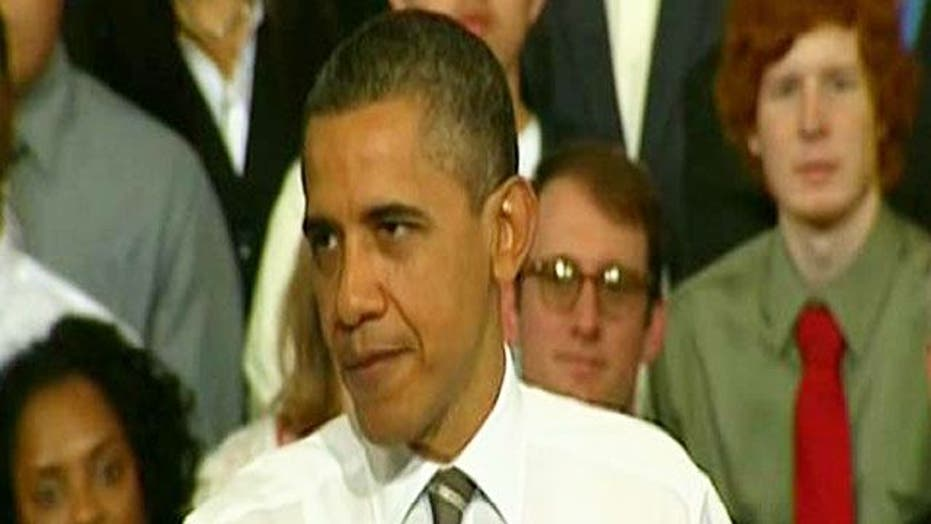 Obama Gasses Gingrich Campaign