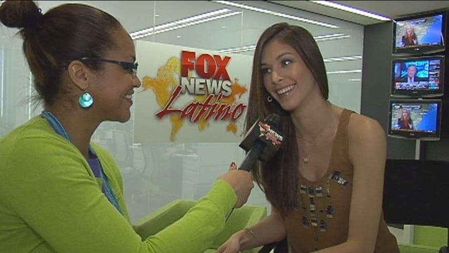 Dayana Mendoza talks to Fox News Latino.