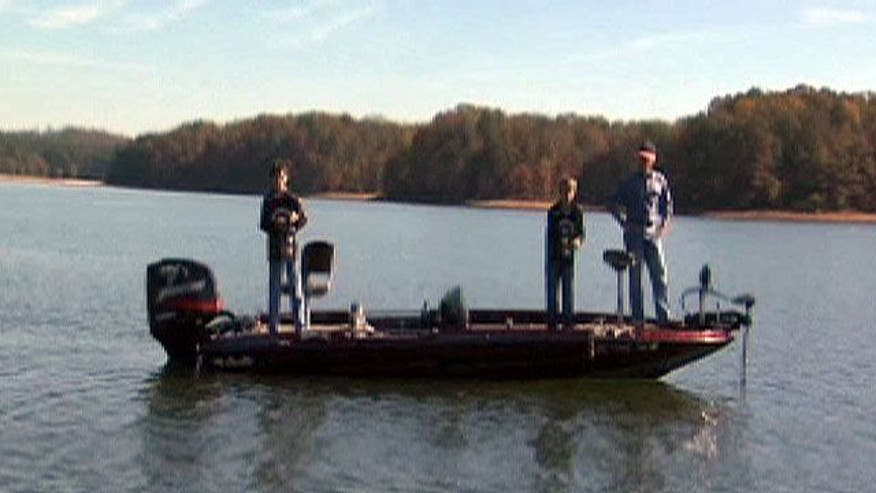 Students in South Carolina want to be recognized by the state for their fishing tournaments