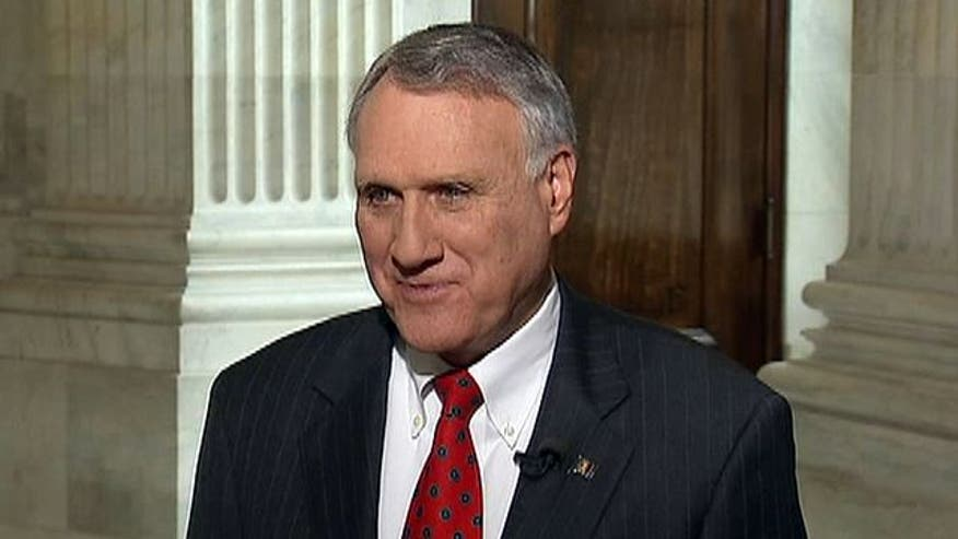 As the Supreme Court battle approaches, Sen. Jon Kyl reveals what lawmakers are doing now to stymie president's health care reform law