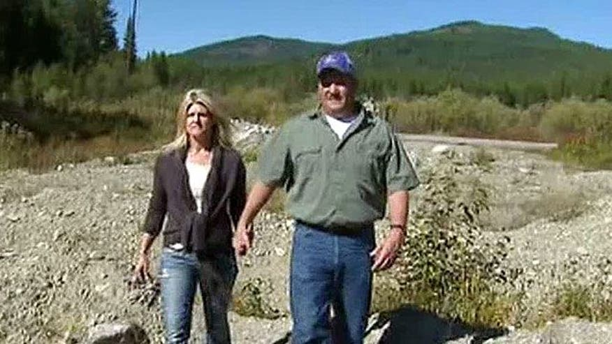 EPA declared property 'wetlands,' threatened couple with massive fine