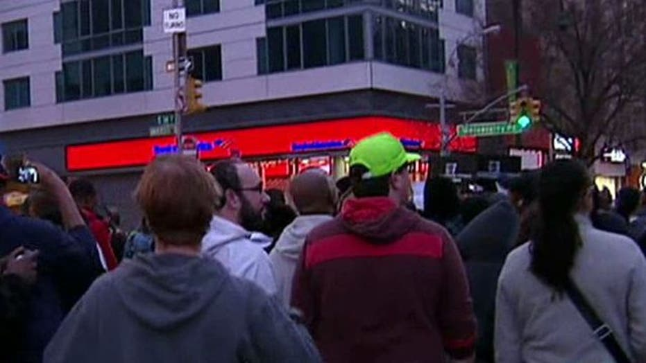'Million Hoodie March' in support of Trayvon Martin