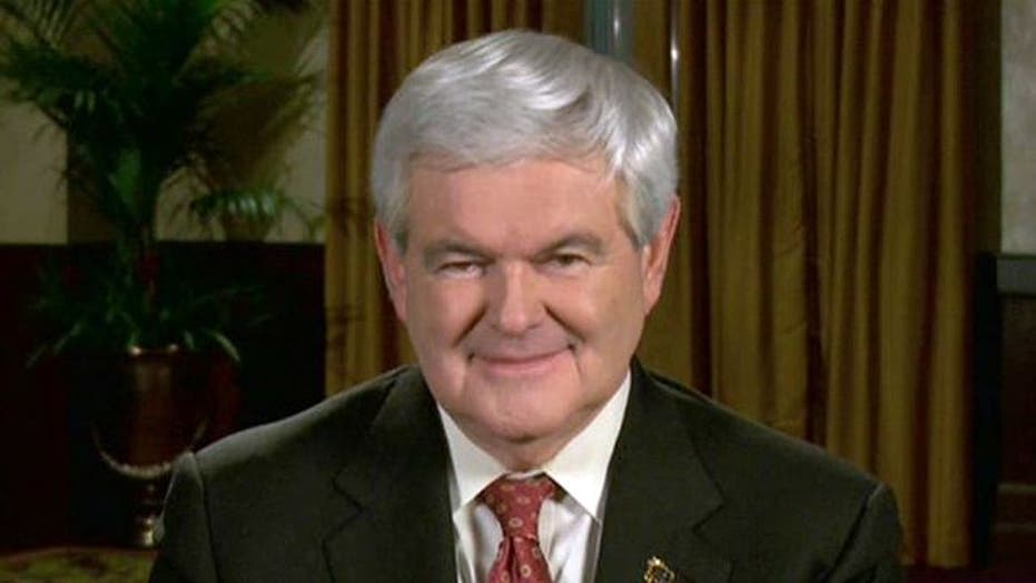 Gingrich: Obama's no friend of renewable energy