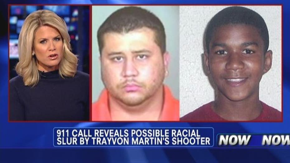 Trayvon Martin Case: Racial Slur Used?
