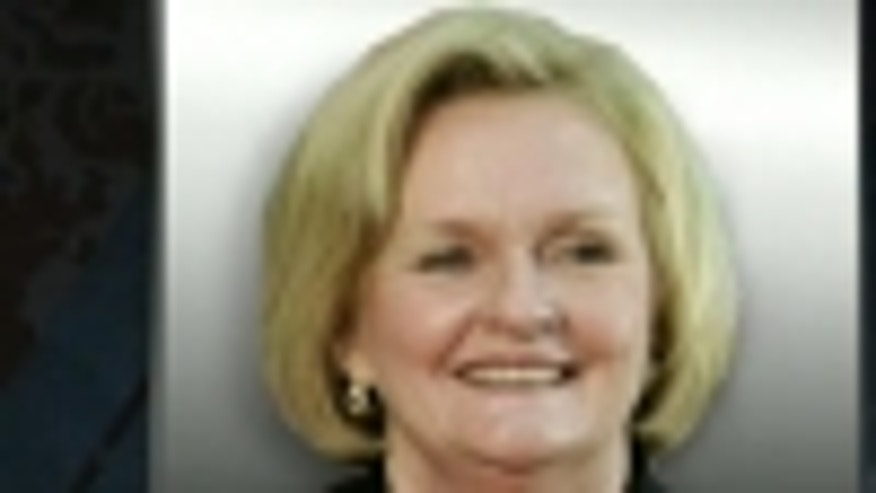Democrat Claire McCaskill also billed taxpayers for political travel