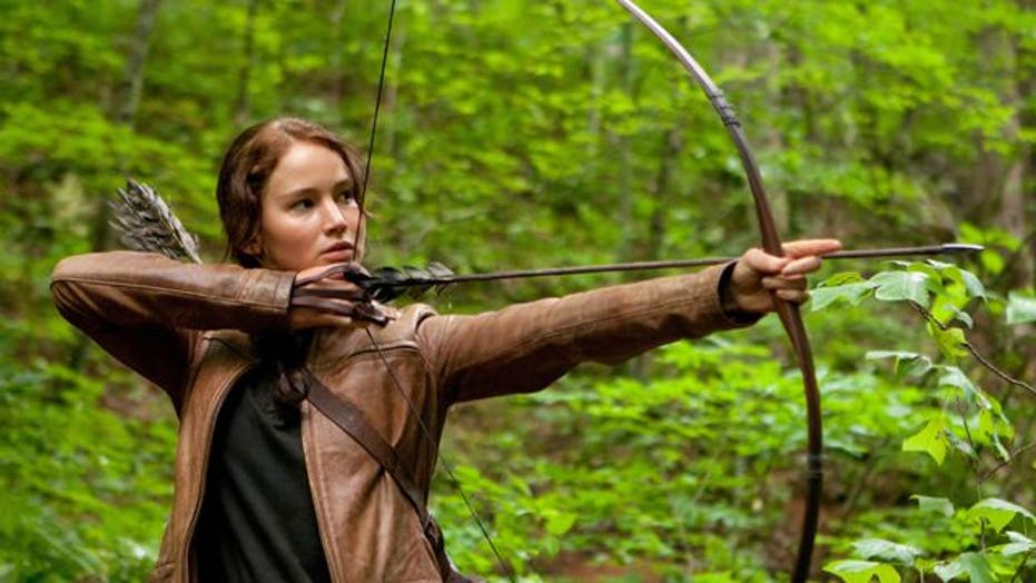 Film file: 'The Hunger Games'