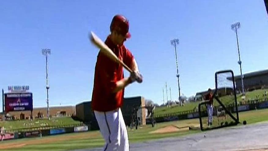 Spring training skips Arizona city