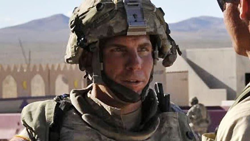 Staff Sgt. Robert Bales faces 17 counts of premeditated murder