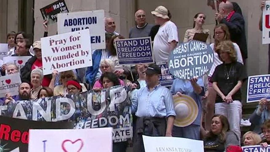 Religious freedom at issue