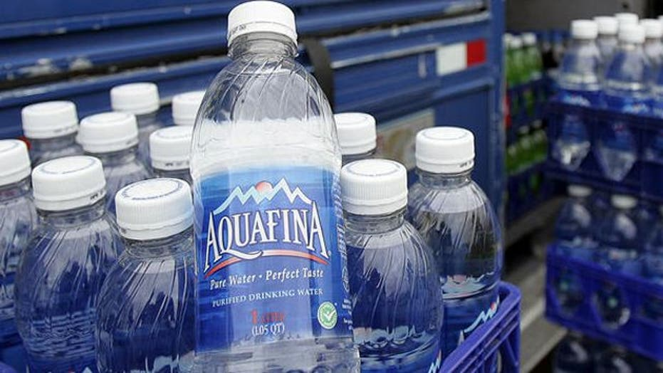 Does bottled water cause kids' cavities?