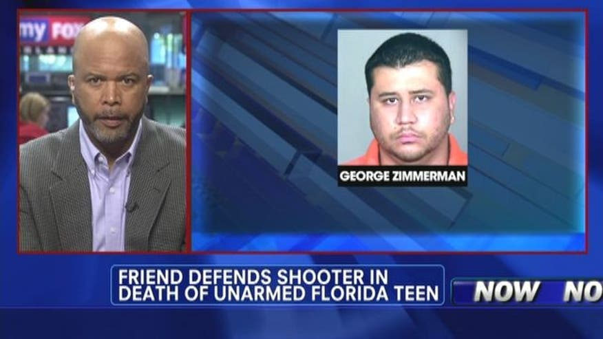 Details of George Zimmerman's side of the story are coming out as friends come to his defense.