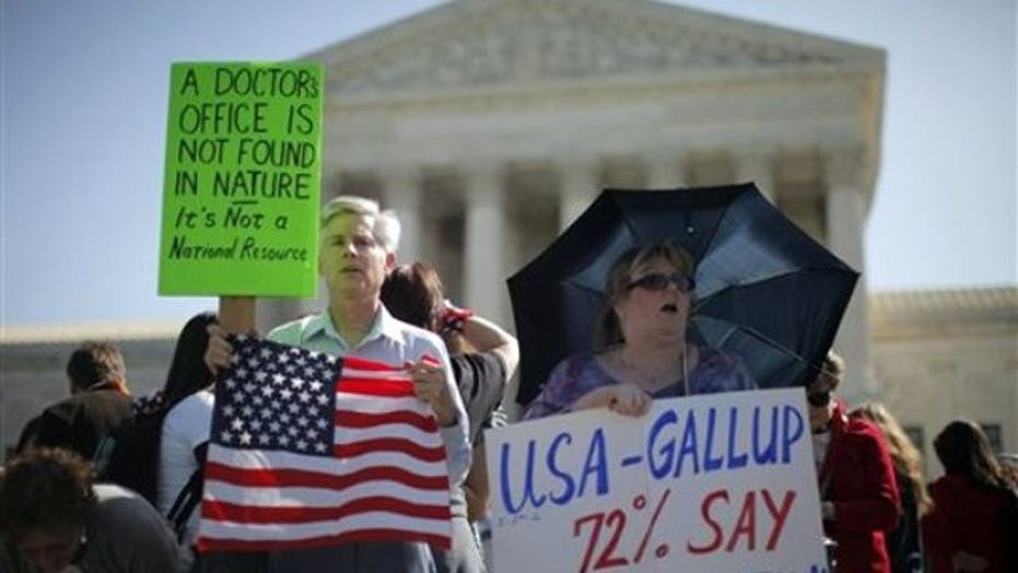 Supreme Court hears health care arguments: Day 1