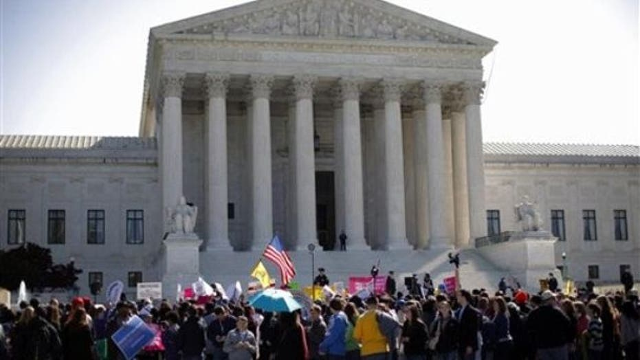 Analysis of health care arguments in Supreme Court