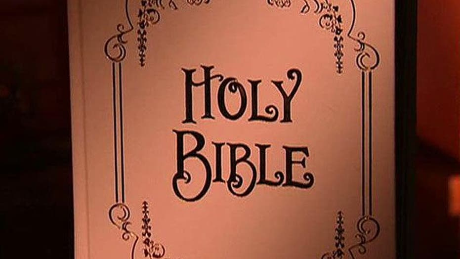 Atheists suing PA over 'year of the bible' resolution