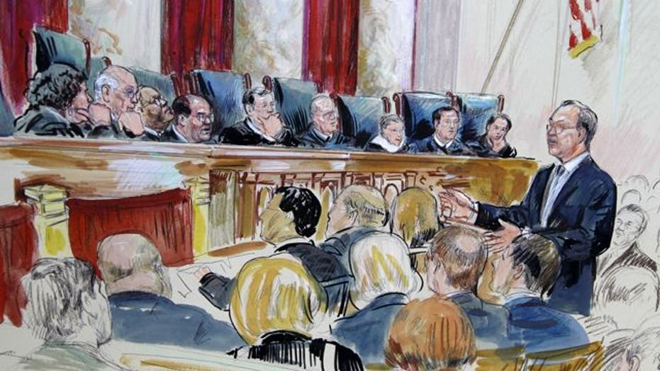 Final arguments on health care law before Supreme Court
