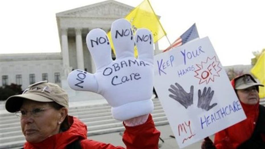 Obama campaign prospects if health care struck down?