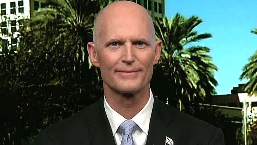 Exclusive: Gov. Rick Scott on his attempt to lure business to Florida