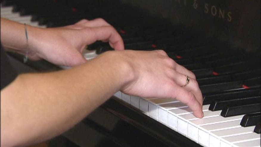 Hand injuries in musicians are common, and can be debilitating. We learn about a treatment from the Golandsky Institute in New York City, which is teaching musicians how to beat dystonia and get their lives back
