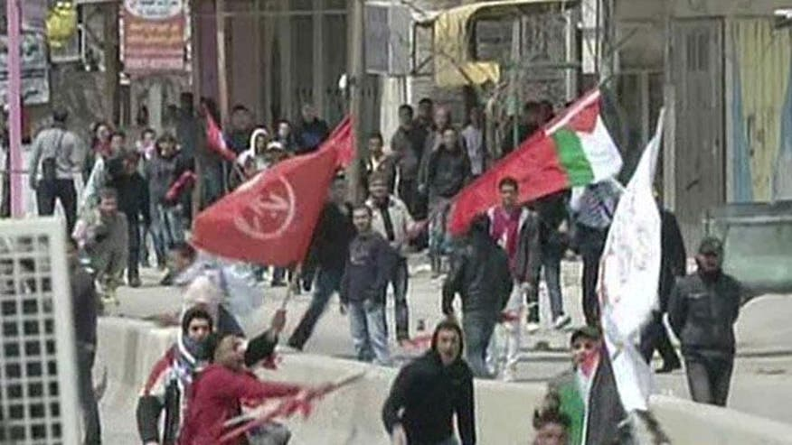 Annual 'Land Day' marches erupt in violence