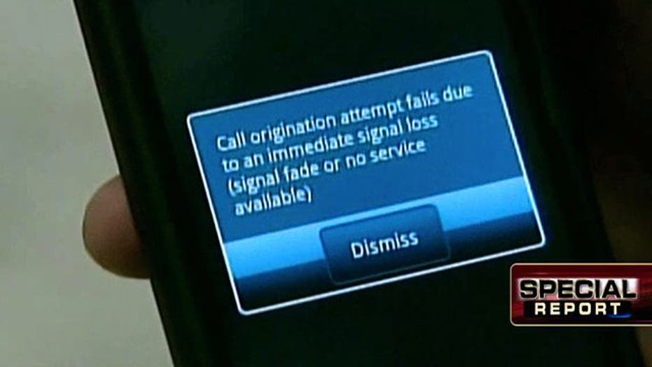 Bay Area to shut off cell service in case of 'emergency'?
