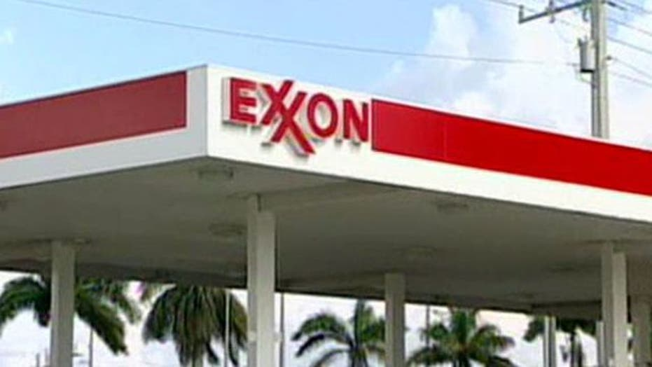 Chinese company overtakes Exxon in oil production